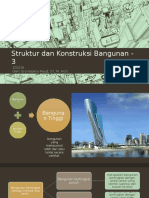 sistem Struktur Bangunan Tinggi