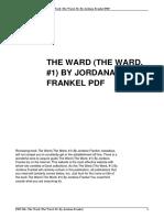 the-ward-the-ward-1-by-jordana-frankel