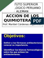 Accion de Los Quimioterapicos