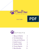 Flowpaw User Guide