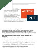 Andereuropa.org-manifest Van Diem25