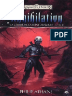 Athans,Philip-[Royaumes Oublies - Cycle VII Drizzt Do'Urden, Les-5]Annihilation