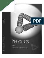 NCERT Class 11 Physics Part 2