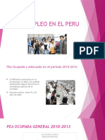 EL EMPLEO EN EL PERU.pptx
