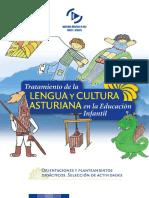 Tratamiento de La Lengua y Cultura Asturiana en La Educación Infantil (PDF)