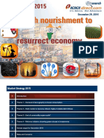 IDirect MarketStrategy 2015