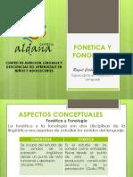 fonetica fonologia