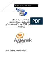 Proyecto Final VoIP