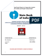 Comparison of SBI and PNB