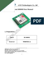 BK-SIM808 Board User Manual v2.0