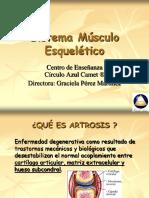 7.- Curso Intensivo Dolor y Artrosis 2015