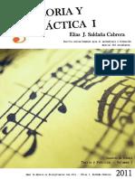 Teoría y Práctica Musical Vol. I - Elias J. Saldaña Cabrera