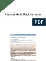 Avances de La Radiofarmacia
