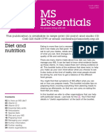 Diet and Nutrition (MS Essentials 11) ES11.0812 - Web_0
