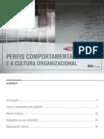 eBook Perfis Comportamentais Cultura Organizacional