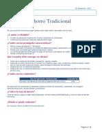 Cuenta de Ahorro Tradicional Provincial - Notilogía
