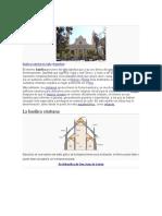 Basílicas estructura