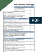 ec checklist 7th