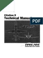 Cessna Citation II TM [PWD] Dec 1999
