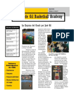 GBA Newsletter April 2010 (Spanish)