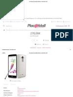 LG G4 Stylus 3G Dual SIM H540 White - Placemall