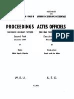 WEU Assembly Proceedings December 1967