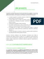 Economia Del Proyecto