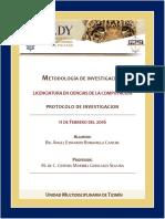 Protocolo de Investigación (Avance 1) v1.0