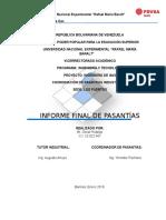 Inf.pasantias Oscar 19-01-2016
