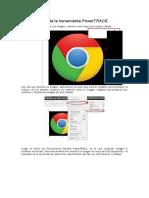 Crear El Logo de Google Chrome
