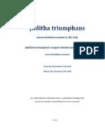 Vivaldi Juditha Triumphans 2013