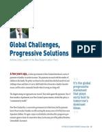 Global Progress