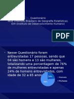 IBGE TRABALHO DE ESCOLA