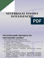 Neverbalni testovi inteligencije