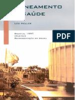 Saneamento e Saúde - Leo Heller 1997 OPAS-OMS