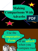Adverbs Comparisons