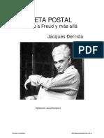 La Tarjeta Postal