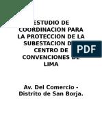 Informe CC Lima - Estudio de Coordinación New