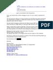 3-3-16 - Emails From Oregon Governor's Office Re Malheur Refuge Takeover.