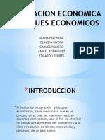 Integracion Economica y Bloques Economicos (Clau)