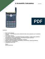 Calculators Qut