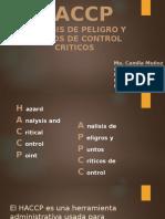 Analisis de Peligro y Puntos de Control Criticos