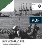 Ride 2014 Precios