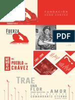 Programación de actividades a 3 años de la siembra del Comandante Hugo Chávez