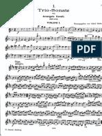 Corelli Trio Sonata Dm Pts054
