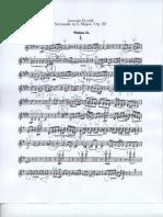 Dvorak Serenade Violin 2