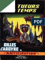 FNA 0263 - Les Tueurs de Temps - Argyre, Gilles d'