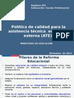 1 -Politica de Calidad Para Las ATES
