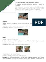 maniobras realizadas en traumatología y ortopedia, medicina uag