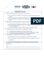 Prepost Test - 01 Salud Psicologica